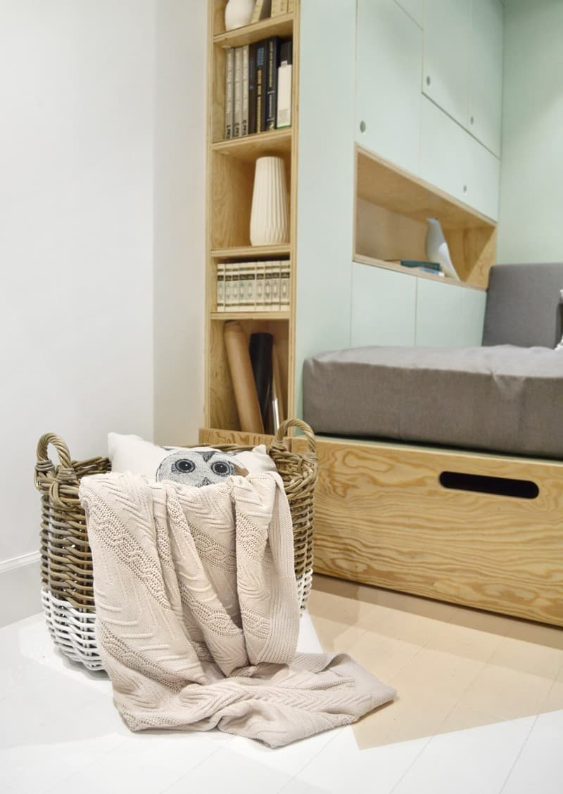 Practical and modern teen room4