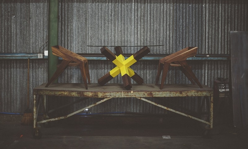 Modern furniture with retro aesthetics3