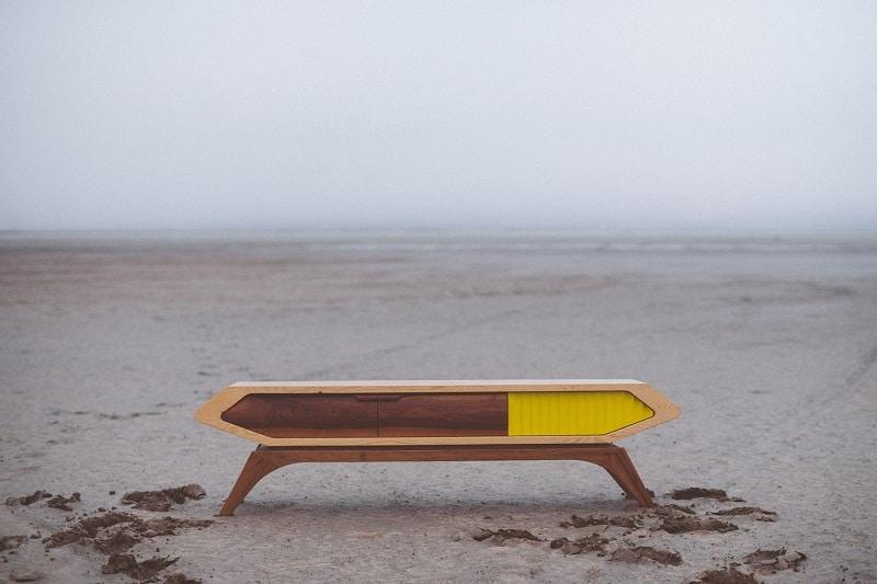 Modern furniture with retro aesthetics4