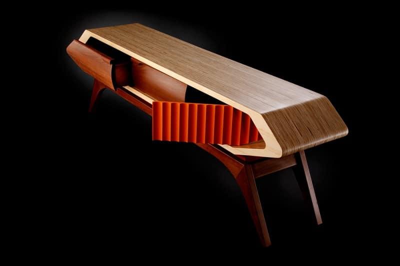 Modern furniture with retro aesthetics6