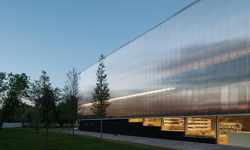 REM KOOLHAAS–DESIGNED GARAGE MUSEUM OPENS IN MOSCOW6