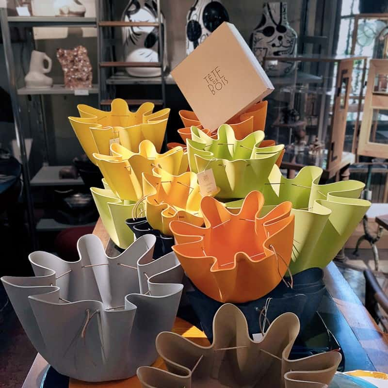 Shell – a collection of awesome and playful rubber baskets1