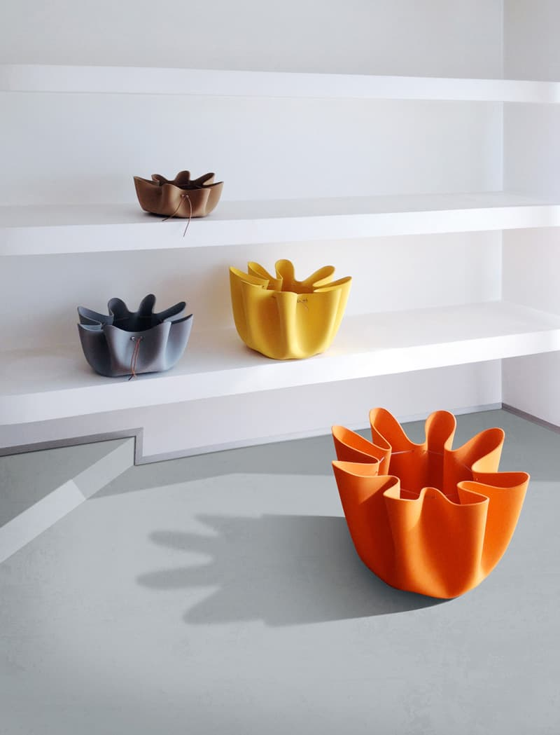 Shell – a collection of awesome and playful rubber baskets3