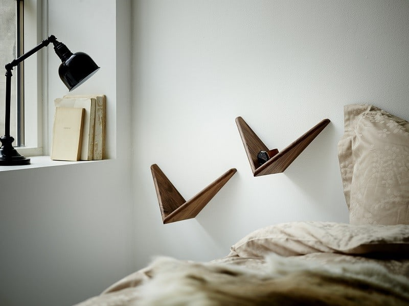 The classic Cadovius butterfly shelf finally has its comeback