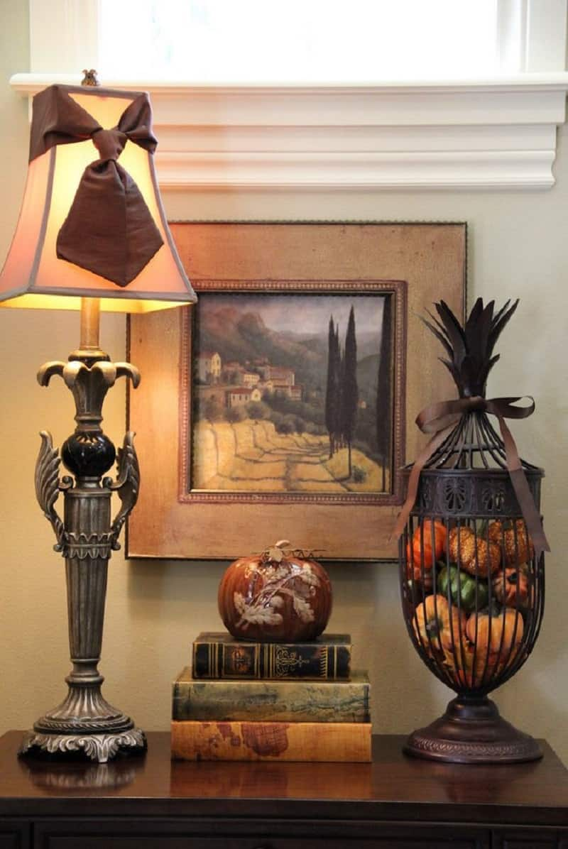 Decorate your home in the splendid colors of autumn3
