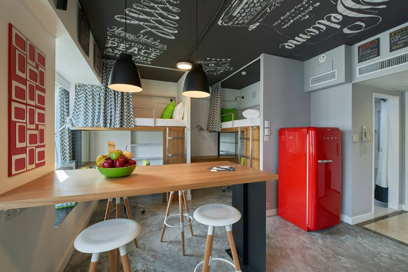 Hotel in Hong Kong transformed into an affordable student housing1