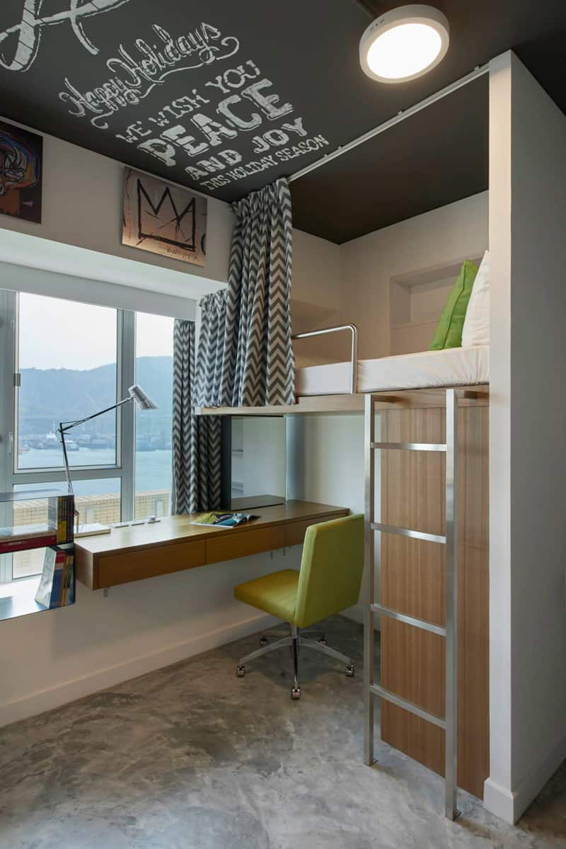 Hotel in Hong Kong transformed into an affordable student housing4