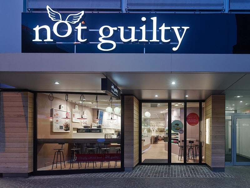 Not guilty – restaurant inspired by nature1