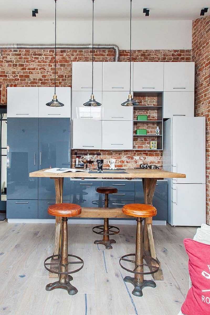 Small apartment in a former factory with an industrial charm4
