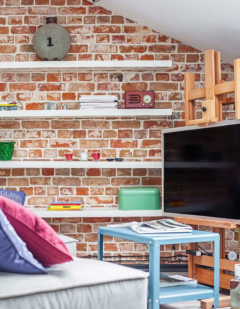 Small apartment in a former factory with an industrial charm5