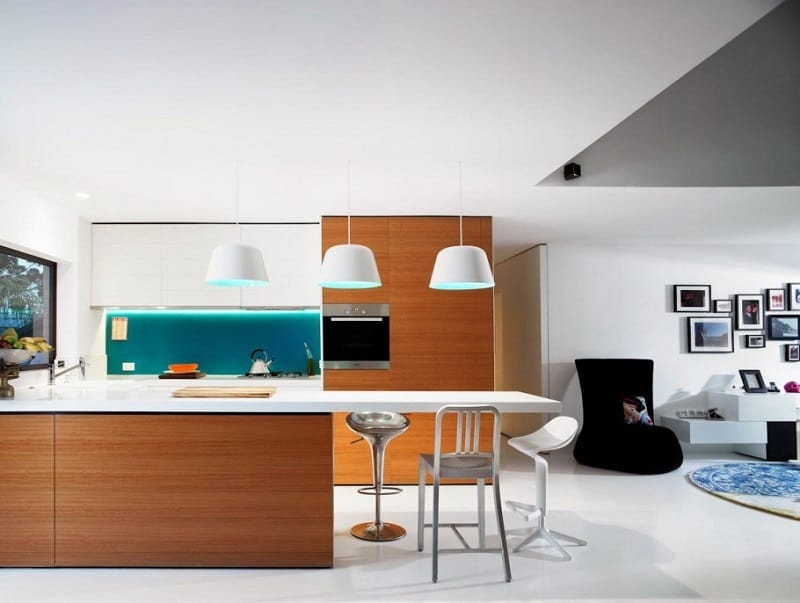 Australian apartment with bold colors and elements2