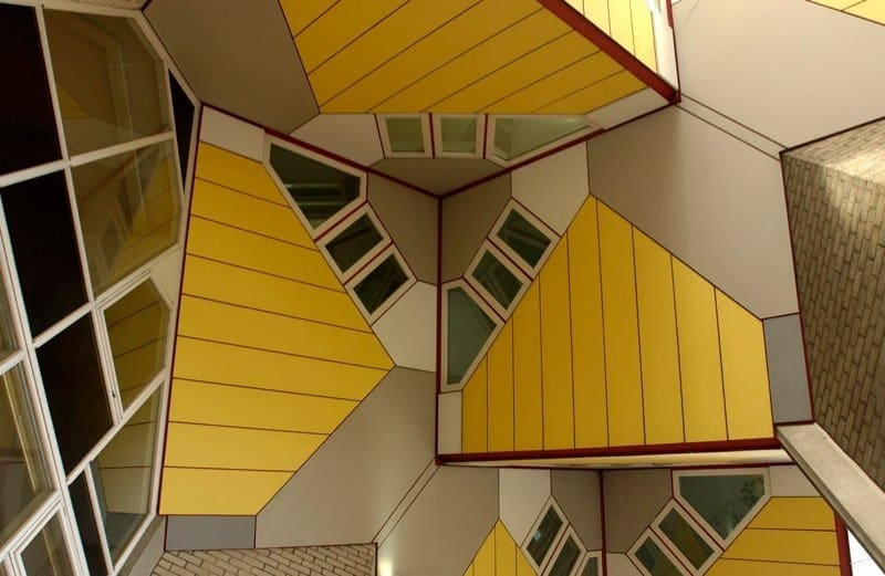 Cubic - striking architectural symbol of Rotterdam3