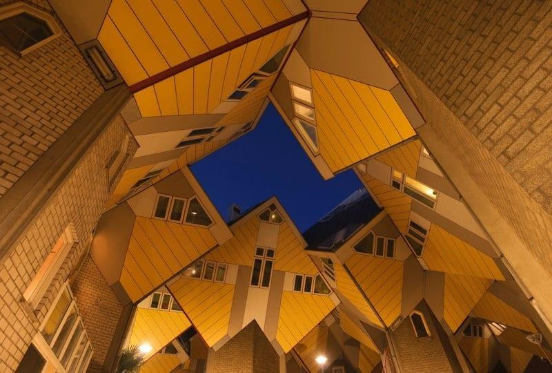 Cubic - striking architectural symbol of Rotterdam7