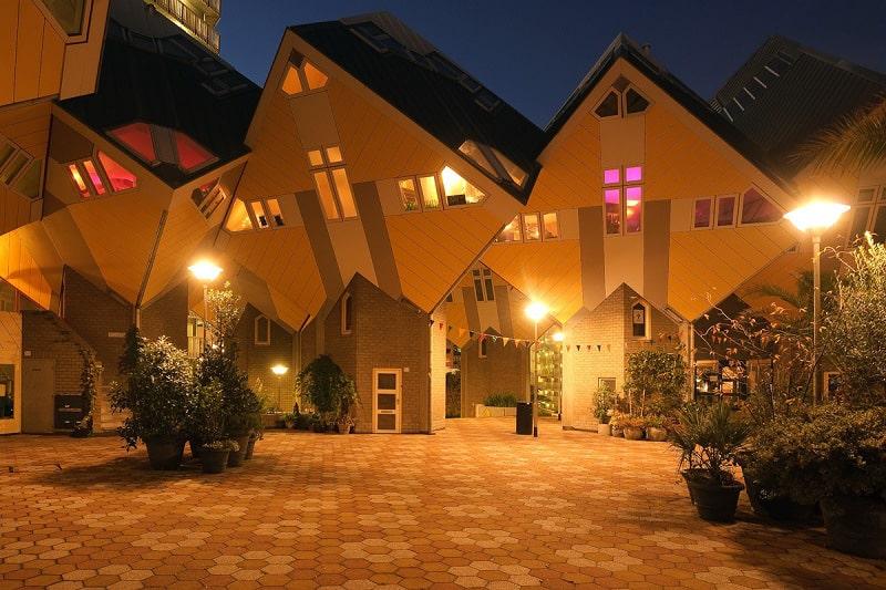 Cubic - striking architectural symbol of Rotterdam8