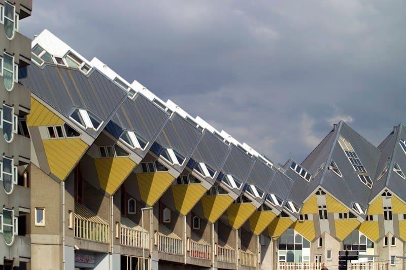 Cubic - striking architectural symbol of Rotterdam9
