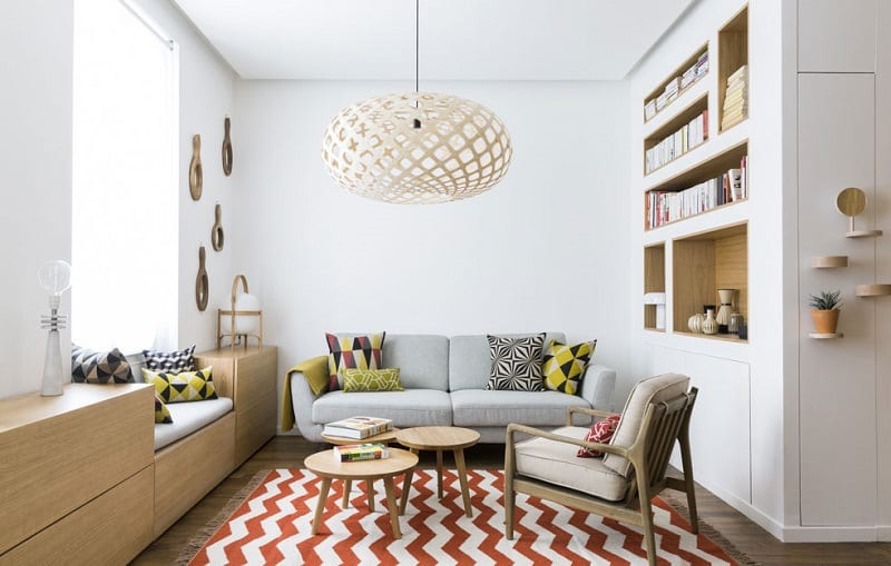 Cute French Apartments under 50 square meters