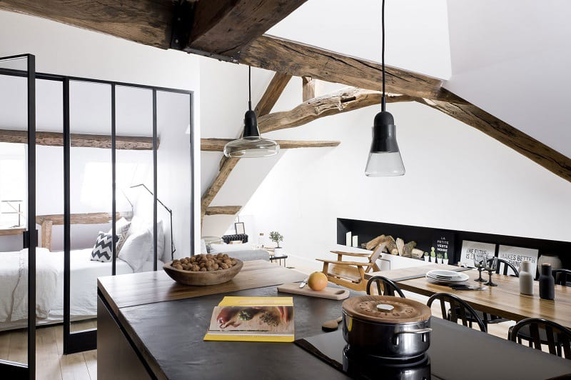 Cute French Apartments under 50 square meters10