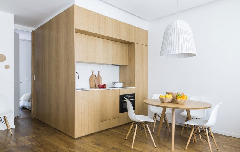 Cute French Apartments under 50 square meters3