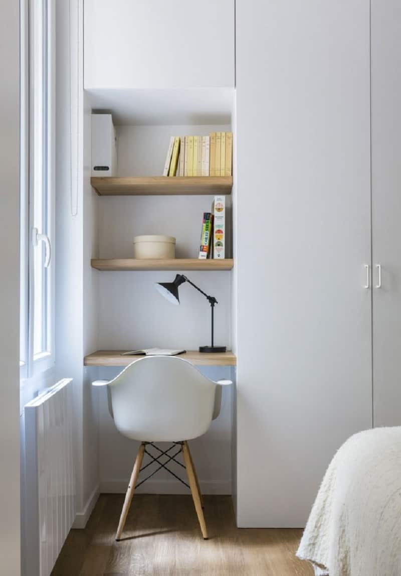 Cute French Apartments under 50 square meters6