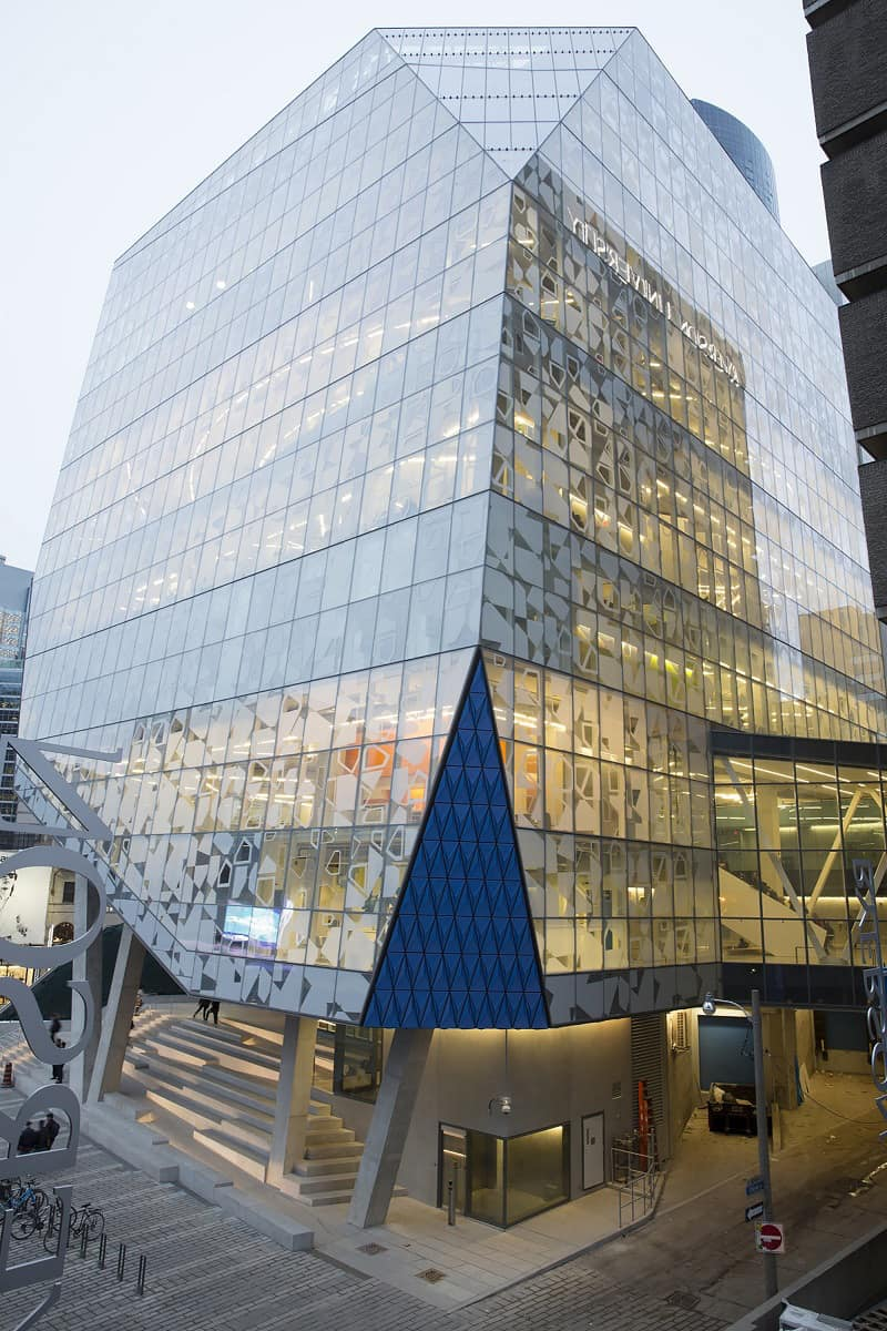 Modern and fun student learning center in Toronto1