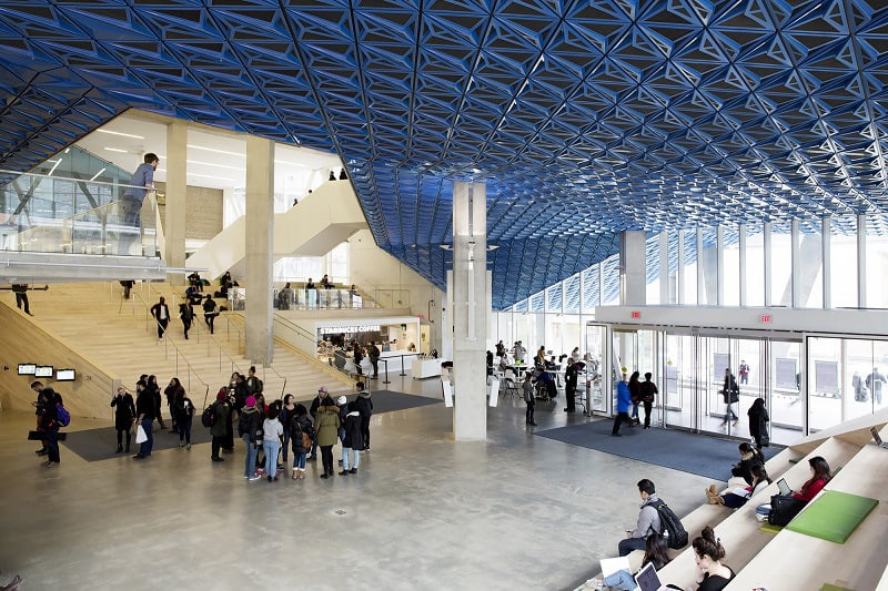 Modern and fun student learning center in Toronto10