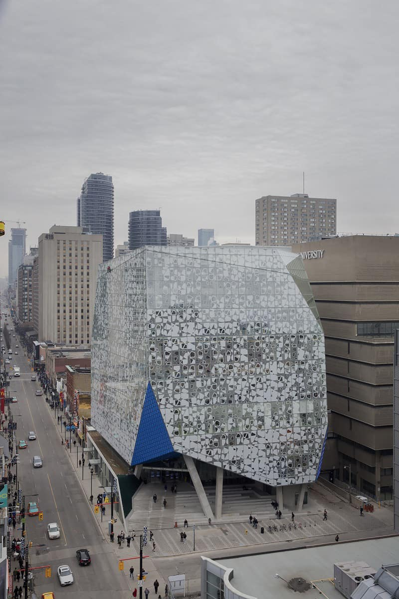 Modern and fun student learning center in Toronto11