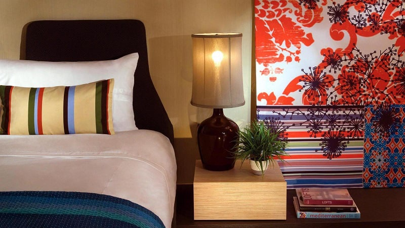 W Retreat & Spa - a kaleidoscope of colors and shapes12