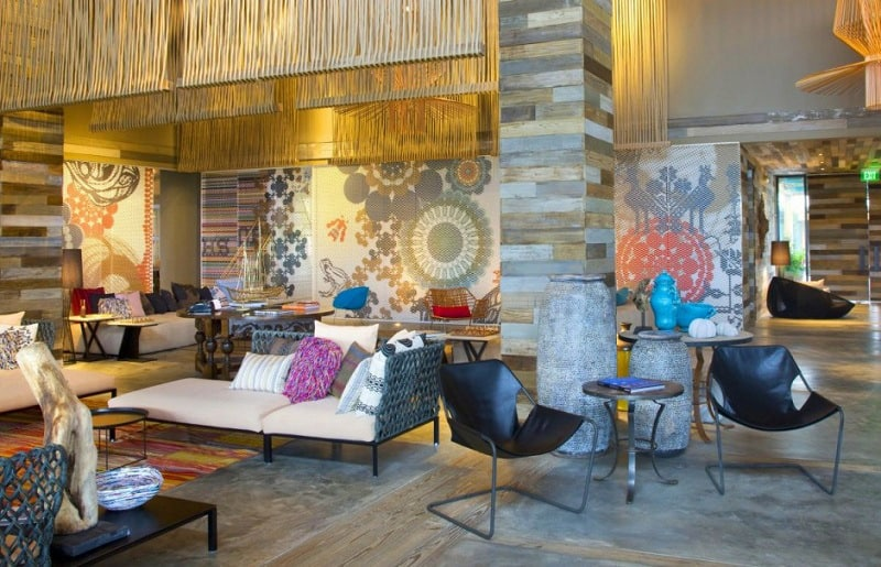 W Retreat & Spa - a kaleidoscope of colors and shapes4