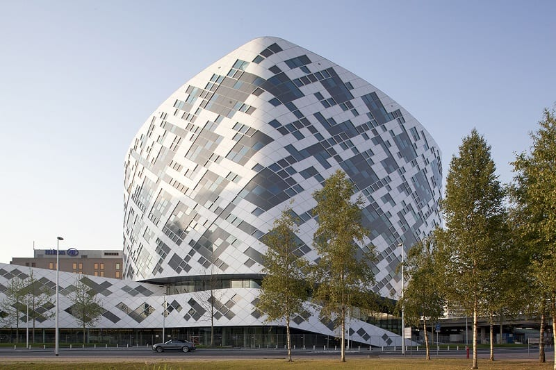 New Hilton Hotel opened in Amsterdam