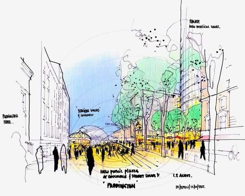 Renzo Piano unveils the design for his next London skyscraper3