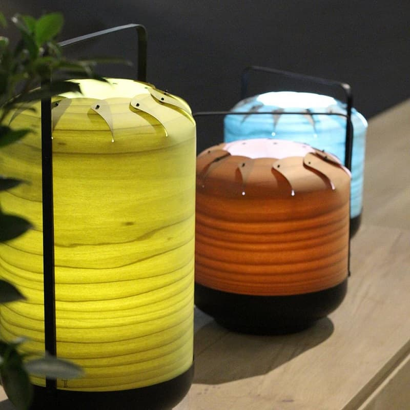 Chou - lamps inspired by the Chinese lanterns2