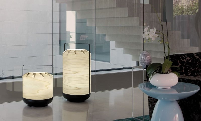 Chou - lamps inspired by the Chinese lanterns3