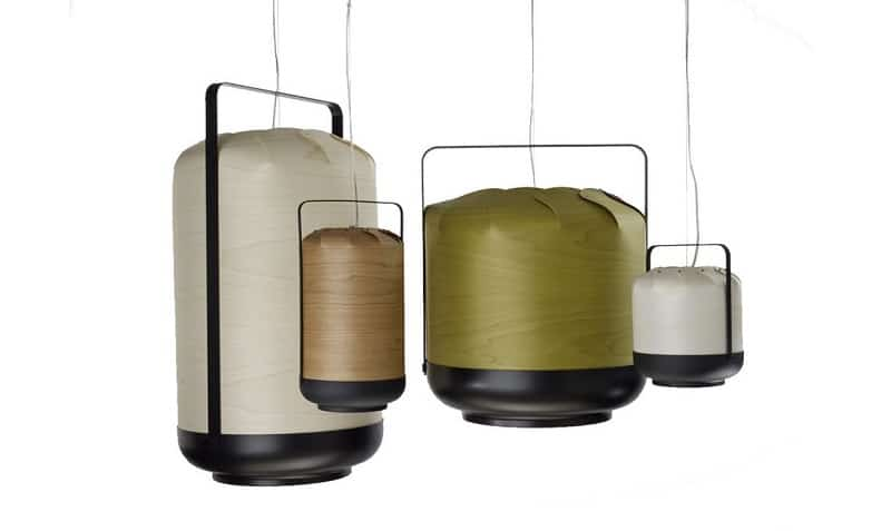 Chou - lamps inspired by the Chinese lanterns7