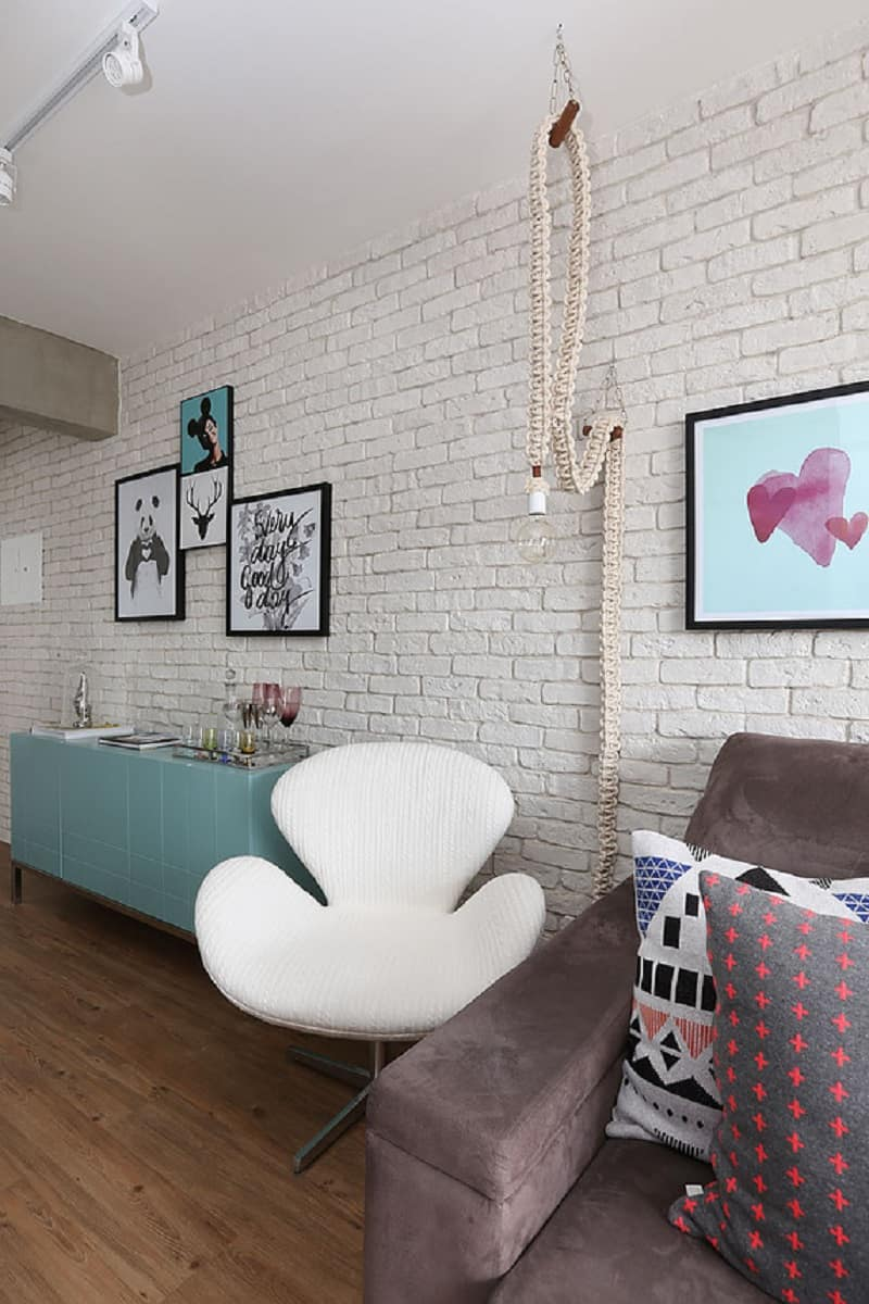 Romantic interior with pastel tones in São Paolo2
