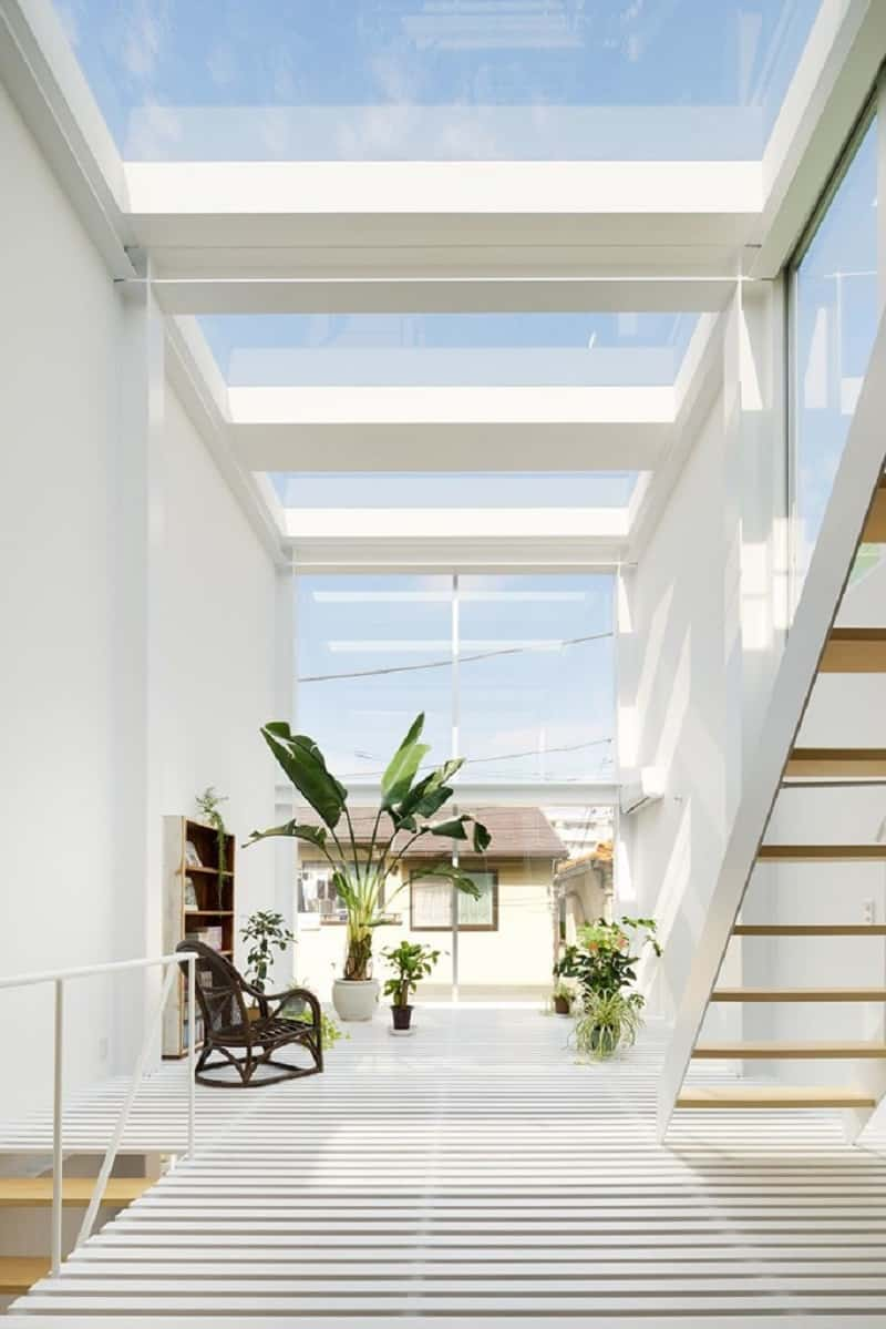 Small family house that breaks the barriers between the interior and exterior4