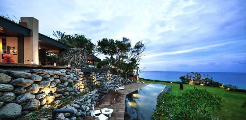 A'tolan, modern home in harmony with the natural landscape of Taiwan4