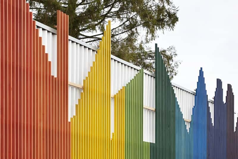 Colorful kindergarten in England3