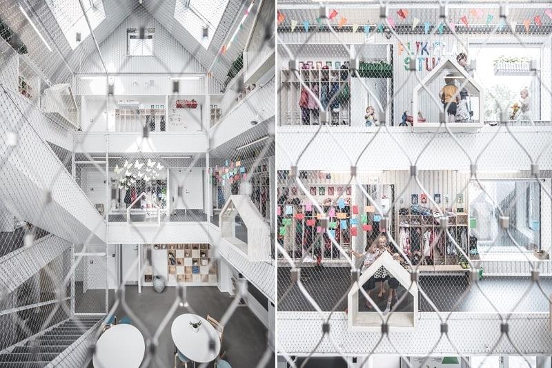 Contemporary kindergarten in Copenhagen4