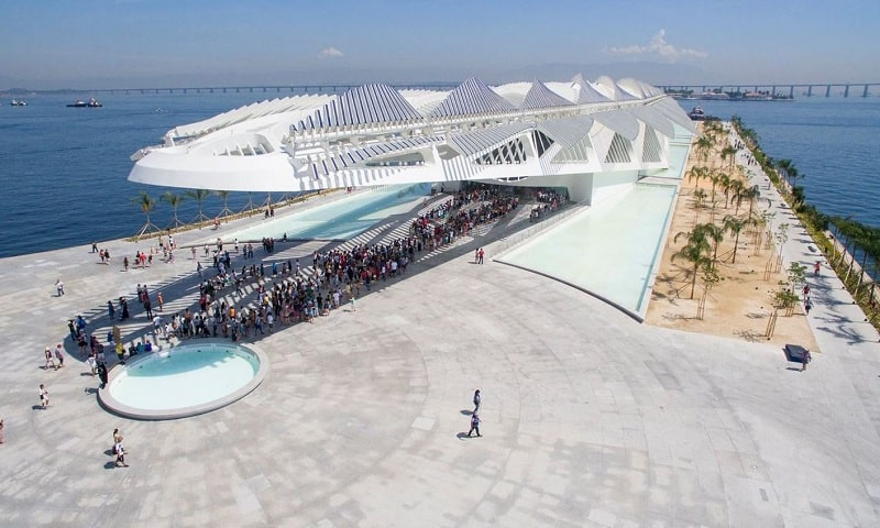 The Museum of Tomorrow by Santiago Calatrava6