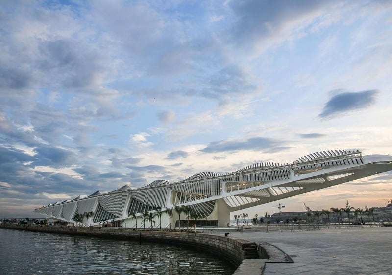 The Museum of Tomorrow by Santiago Calatrava7