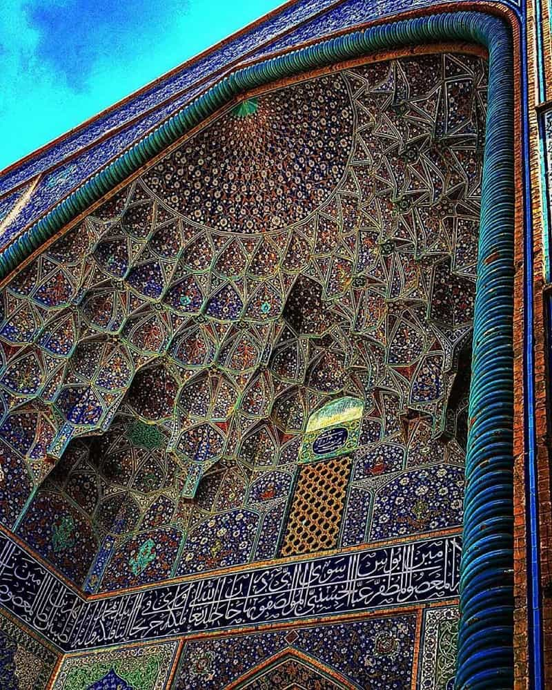 A visual walk through the mystical beauty of the Iranian architecture1