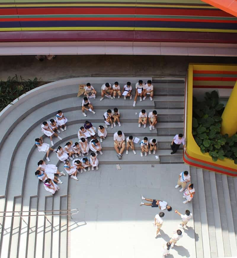Nanyang - a playful school in Singapore2