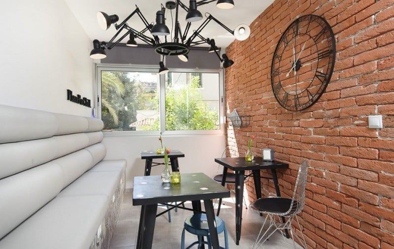 Small charming motel in Split