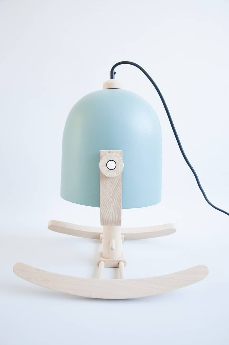 Wiggle Wiggle -  fun rocking lamp2