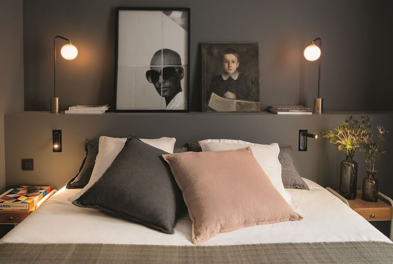 A combination of modern and classic Parisian style in the C.O.Q. hotel in Paris2