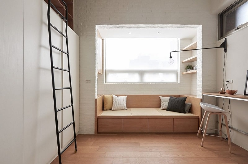Small charming apartment for student housing1
