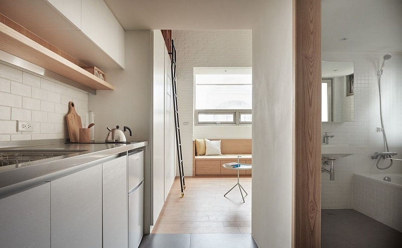 Small charming apartment for student housing4