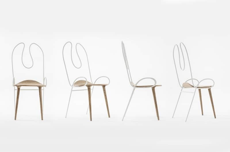 Sylph, elegant and flexible chair1