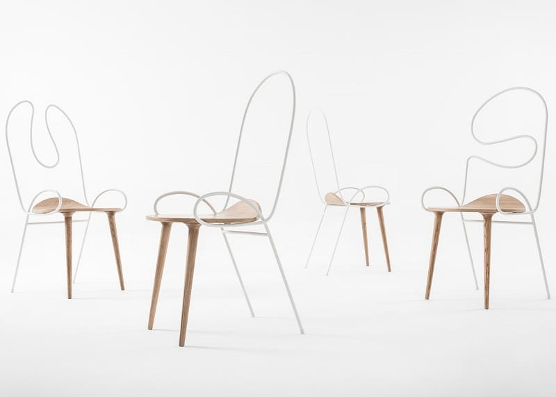 Sylph, elegant and flexible chair4