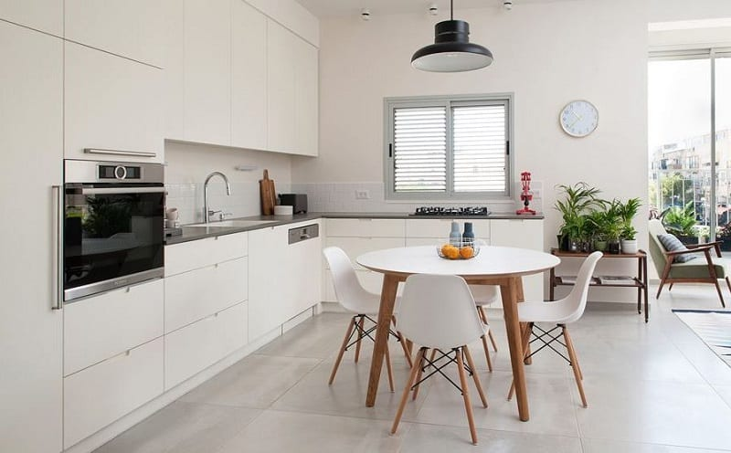 Tel Aviv apartment in Scandinavian style1